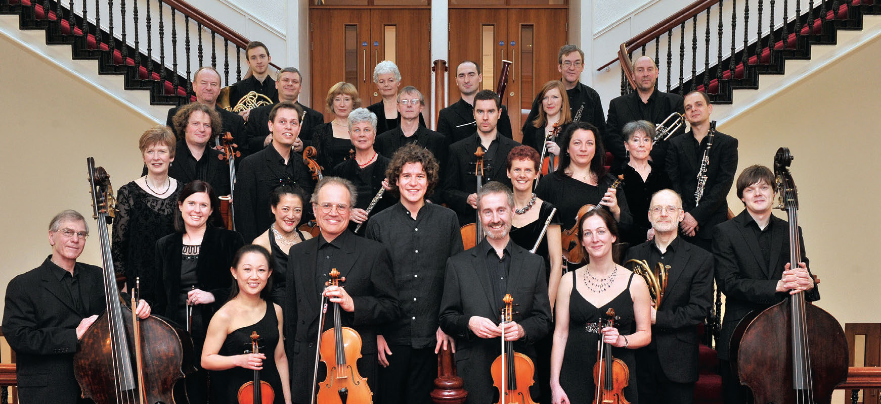 The scottish chamber orchestra the touring network for Chamber orchestra