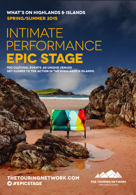 Have you received your Spring/Summer Epic Stage Leaflets?