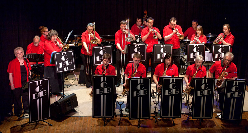 Caithness Big Band - The Touring Network (Highlands & Islands)