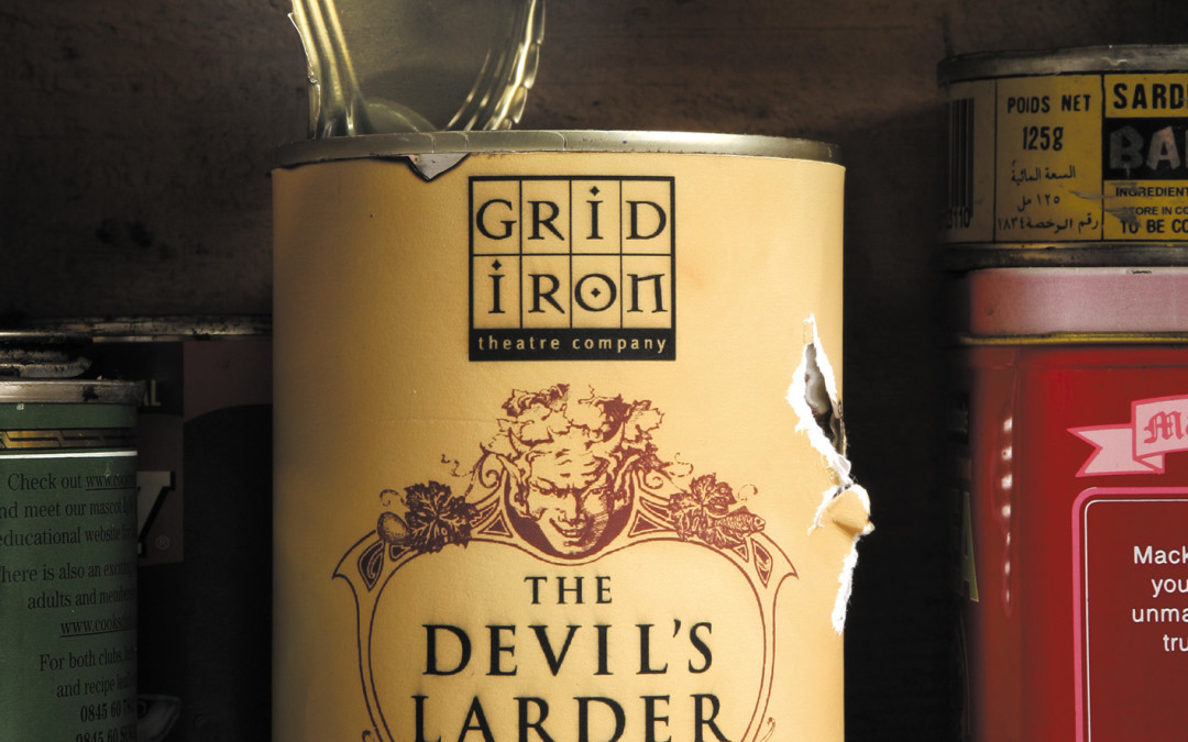 Grid Iron's Devil's Larder on Tour