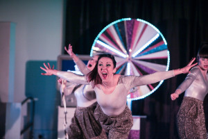 Spiltmilk Dance perform at Craignish Village Hall