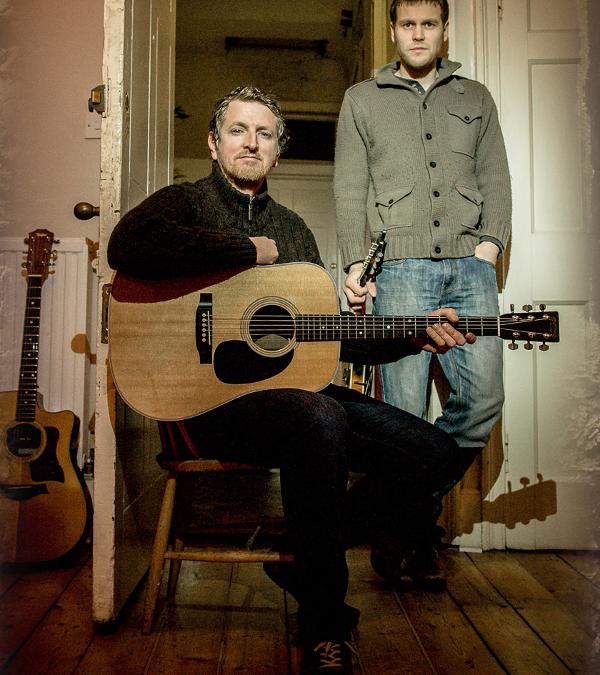 Adam Bulley & Chas MacKenzie