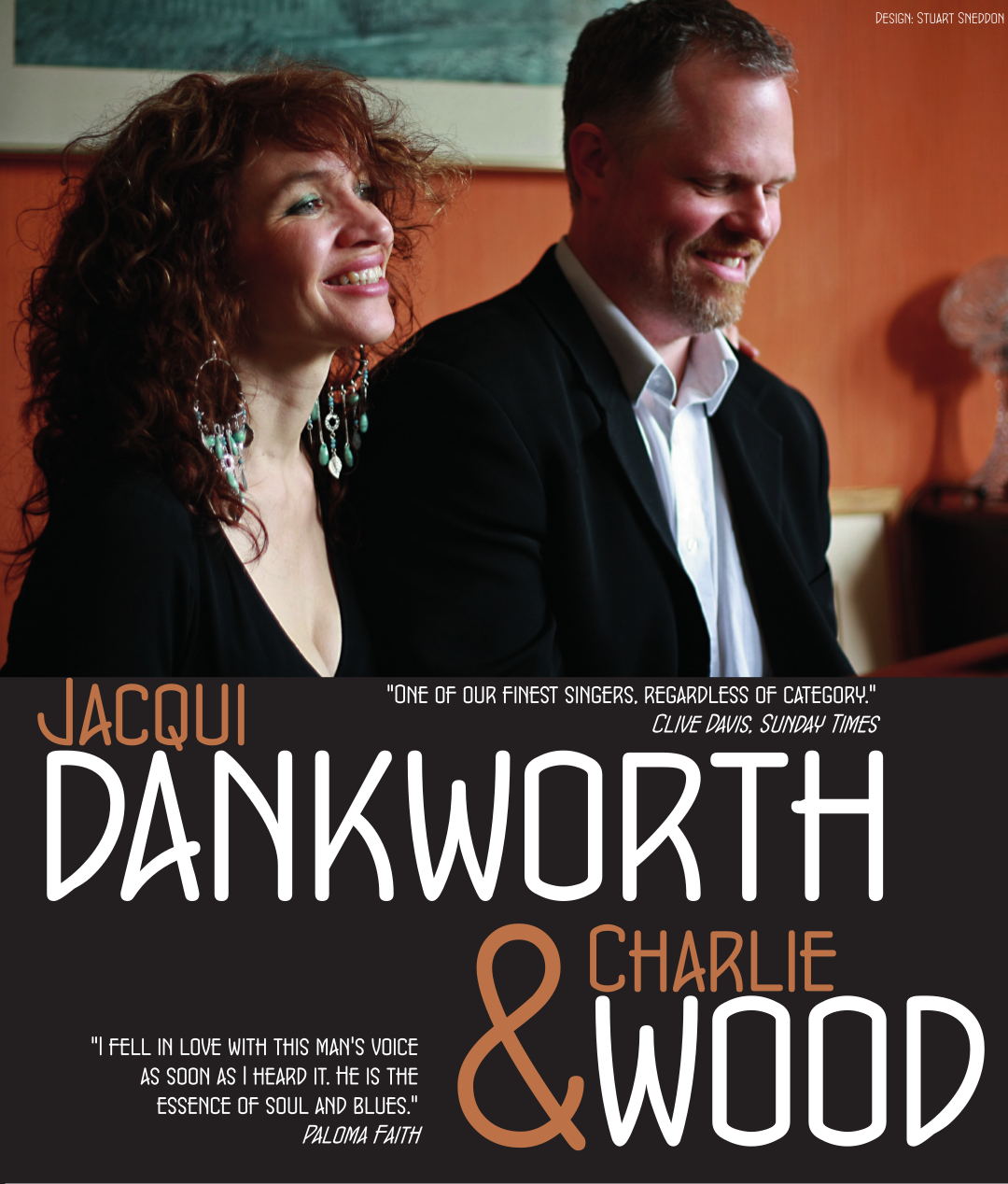 "jacqui dankworth & charlie wood - ""just you, just me"" - the touring"