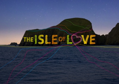 The Isle Of Love / Right Lines Productions & Randolph's Leap