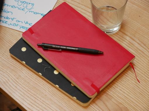 BRAW Cove Notebook