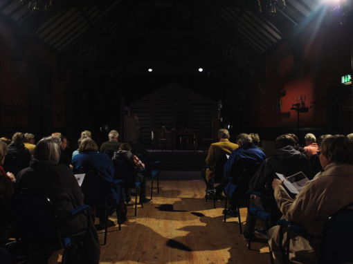 MULL THEATRE AUDIENCE