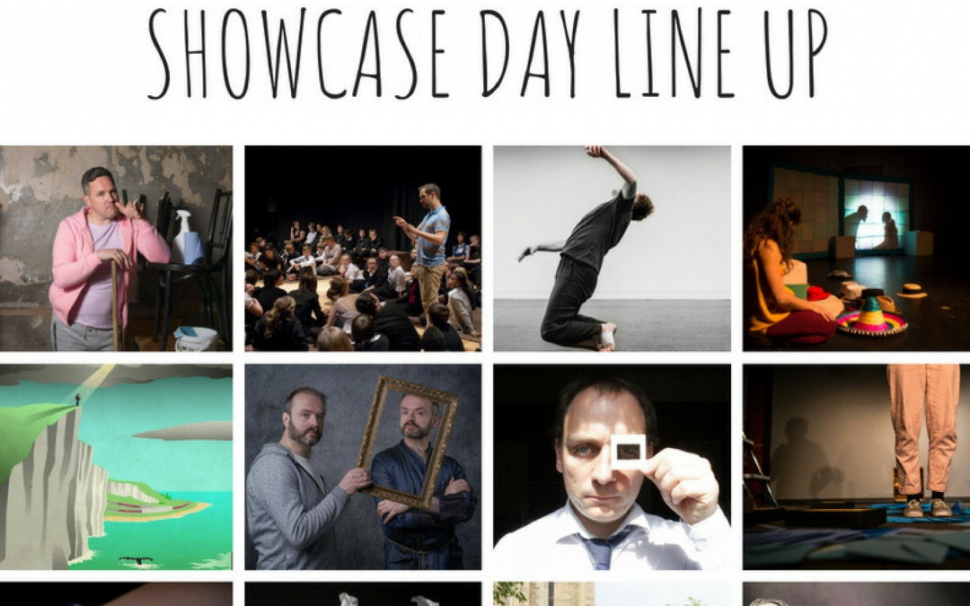 Meet our Showcase Performers for The Gathering