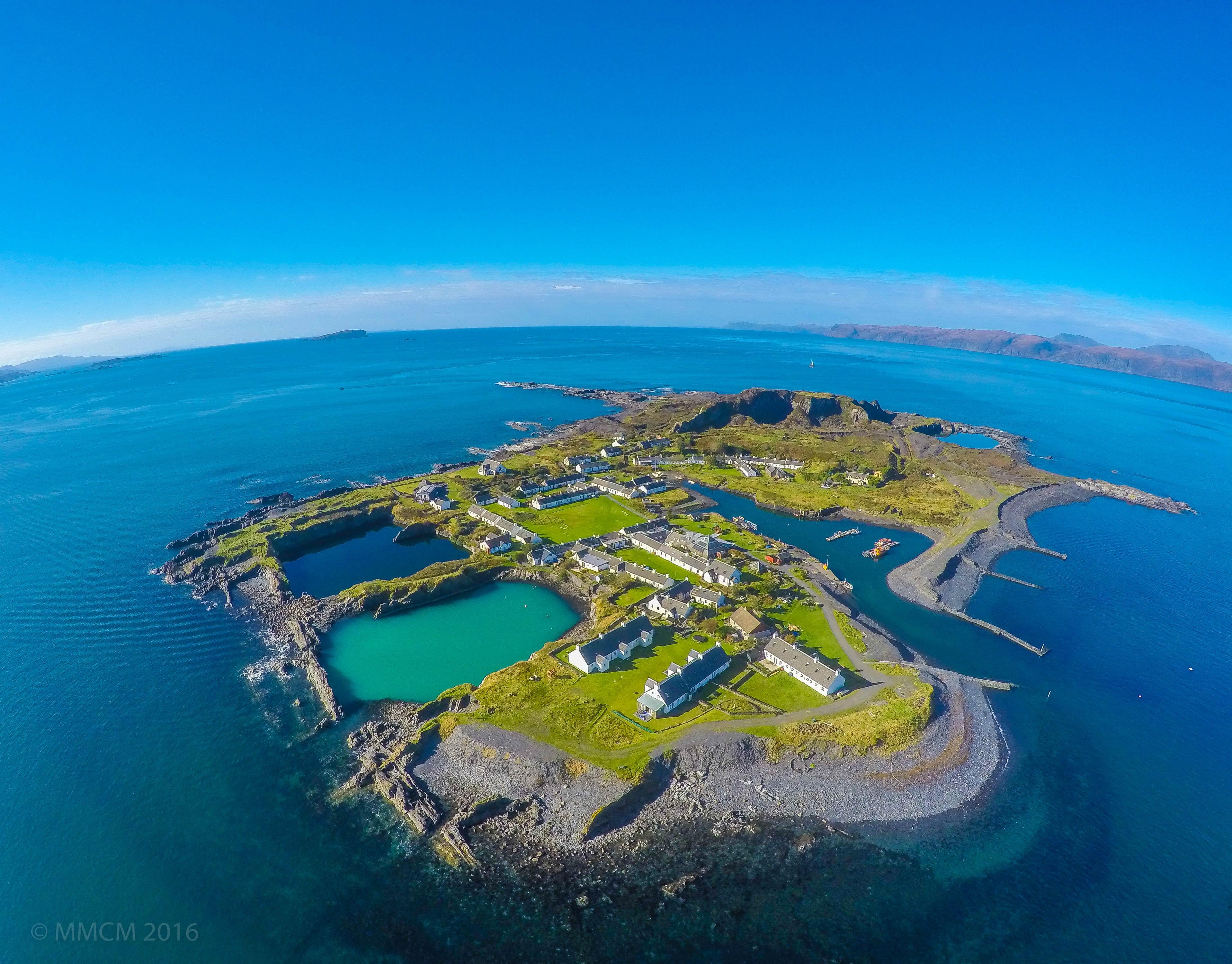 Easdale Island