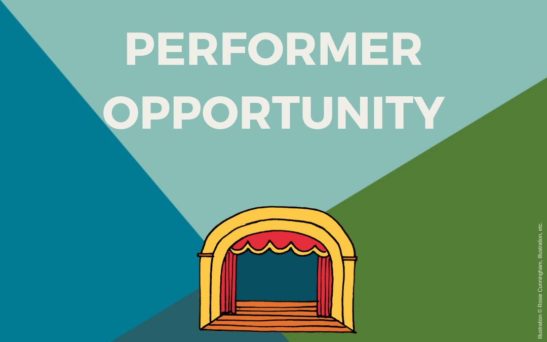 Cadzow Music Arts Centre / Acts and Performers Wanted