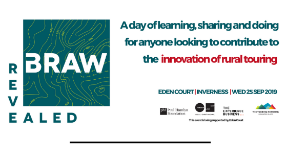 BRAW Revealed / Early Bird Tickets Launched