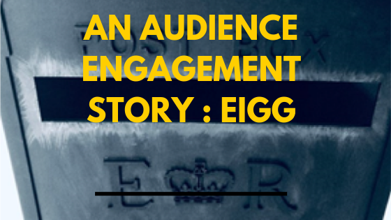 an audience engagement story: eigg