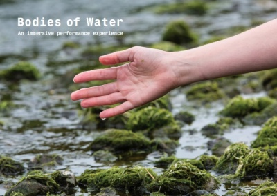 Bodies of Water / A collaboration between Saffy Setohy, Aya Kobayashi, Joanna Young, Nicolette Mcleod
