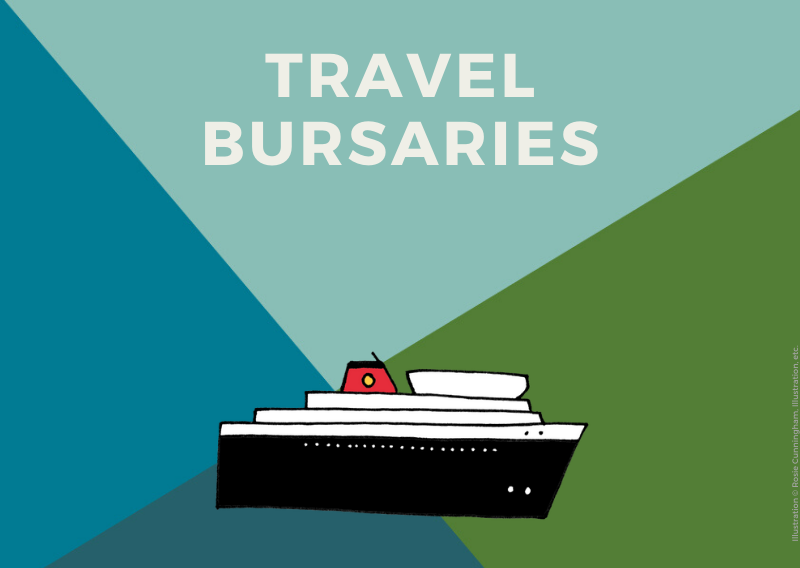 CASE STUDY ON TRAVEL BURSARIES / ARGYLL ARTS COLLECTIVE