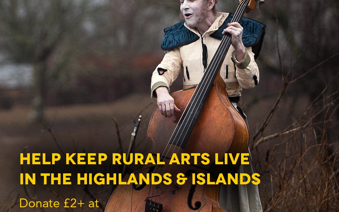 Keep Rural Arts Live / Crowdfund Campaign Launches